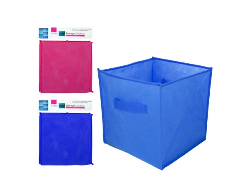 Fabric Storage Cube (Available in a pack of 12) - 1