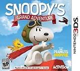 Activision Blizzard 77088 Peanuts Movie Snoopys Ga 3DS