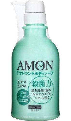 AMONアモンデオドラントボデイソープ 500ml