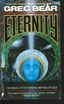 Eternity, GREG BEAR