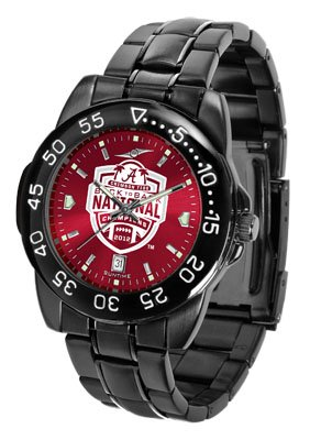 Alabama Crimson Tide 2012 National Championship FantomSport AnoChrome Watch at Amazon.com