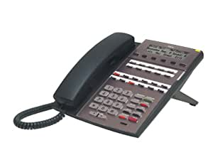 NEC 1090020 DSX 22-Button Display Telephone Black