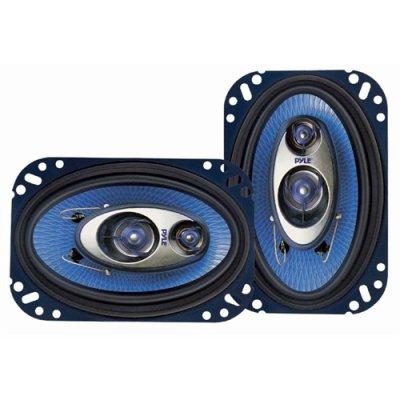 Pyle Pl463Bl Pair Pyle Pl463Bl 4X6 3 Way 240W Car Audio Speakers 240 Watt Pl-463Bl