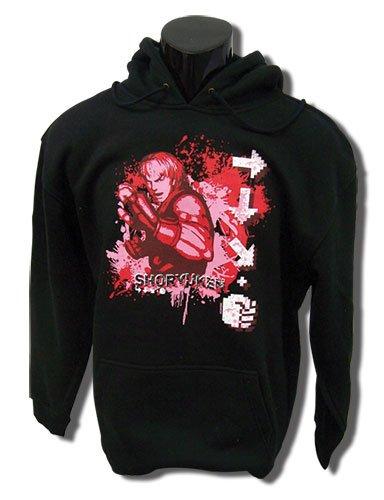 Street fighter hoodie