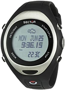 Sector Sports Watch R3251174115 In Collection Outdoor With Grey Dial and Strap+Pack+Heart