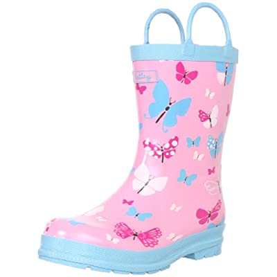 Hatley Kids Cr Flying Butterflies Wellingtons Boot