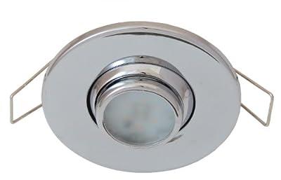 ITC (69410-CH6K-DB) Compass Swivel 6-LED Light