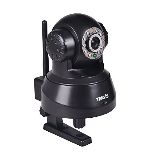 Buy Bargain TENVIS JPT3815W Wireless IP Pan/Tilt/ Night Vision Internet Surveillance Camera (2015 Up...