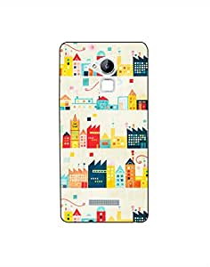 coolpad note 3 lite ht003 (203) Mobile Case by oker