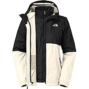 The North Face Womens Allabout Triclimate Jacket, Gardenia