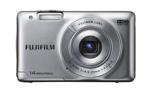 Fujifilm Finepix JX500 14-Megapixel Digital Camera | Silver