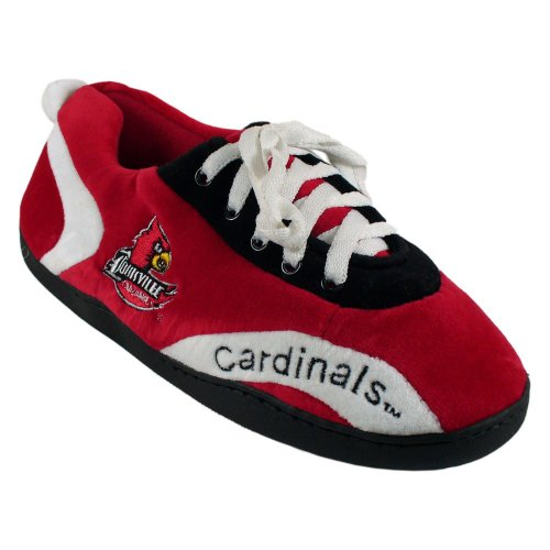 Comfy Feet NCAA All Around Slippers - Louisville Cardinals at Amazon.com