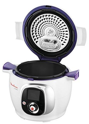 Multicuiseur intelligent moulinex cookeo ce7011 cuisson rapide sous pression cuve 6l pour 1 - Cookeo cuisson sous pression ...
