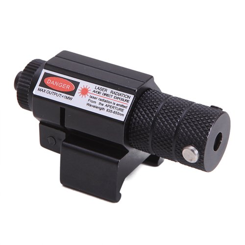 HDE® Tactical Red Dot Laser Sight for Pistol/Handgun