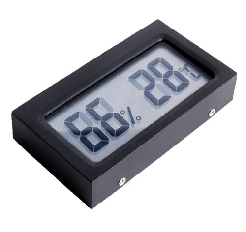 Hygrometer Humidity Thermometer Temperature Temp Meter - 1