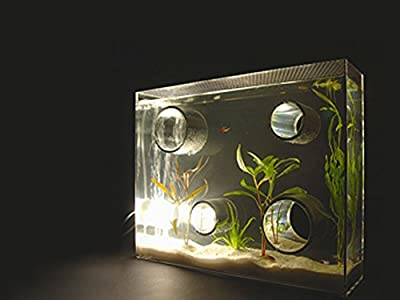 private agualium/プライベート アクアリウム 水槽/ワイドサイズ/インテリア デザイン