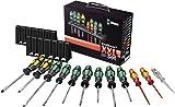 Wera 051010 Kraftform Plus Screwdriver Set (12 Pieces)
