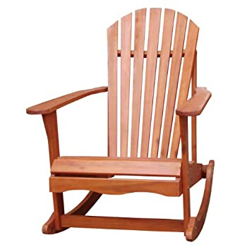 International Concepts Adirondack Rocker Chair