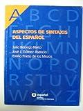 Aspectos de sintaxis del espanol