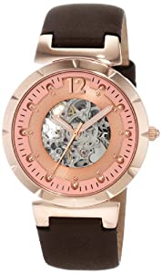Carlo Monti Ladies Automatic Watch, IP Rosegold CM800-305