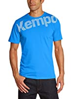 Kempa Camiseta Manga Corta Core (Azul Claro)