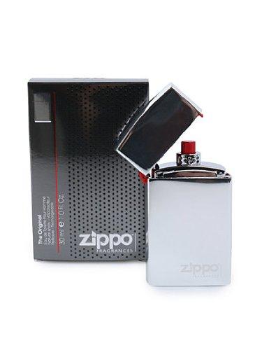 Zippo Fragrances, Eau de Toilette Silver, 30 ml