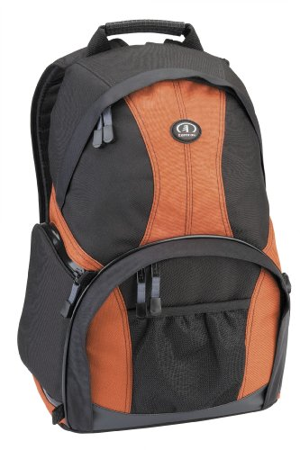 B001L5U13O Tamrac 3375 Aero Speed Pack 75 Dual Access Photo Backpack (Rust)