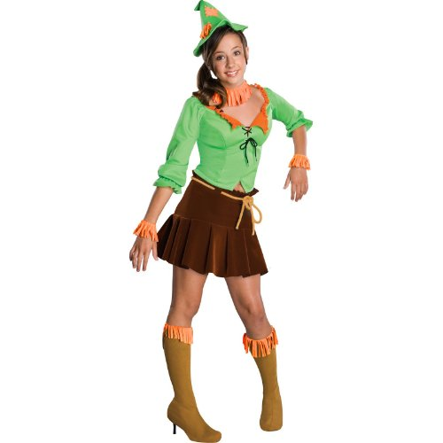 Rubie's Costume Co Juniors Wizard Of Oz Scarecrow