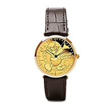 buy Gifts Wrist Watches Printed Con058 2014 New Disney Donald Duck Coin
