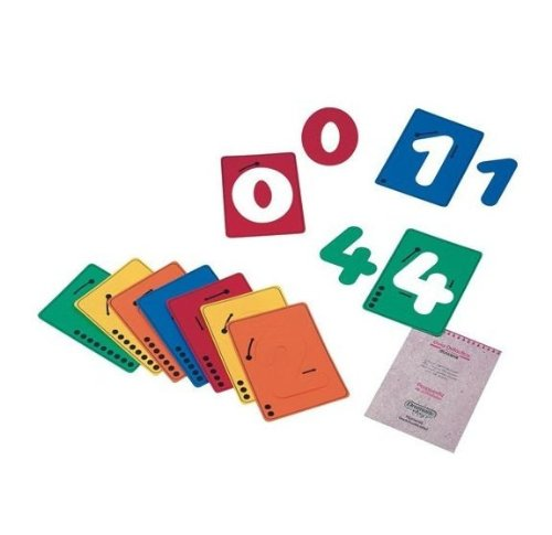 Miniland Numbers Templates front-997769
