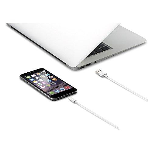 Spigen-C10LS-Apple-Certified-USB-Lightning-Cable-33-Feet-4-Pack-White