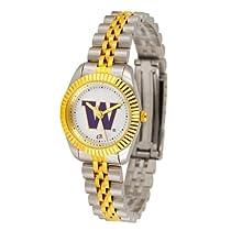 """Washington Huskies NCAA """"Executive"""" Ladies Watch"""