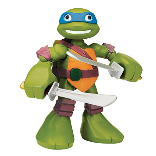 """Teenage Mutant Ninja Turtles Pre-Cool Half Shell Heroes 12"""" Mega Mutant Leonardo - 1"""