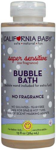 California Baby Bubble Bath - Super Sensitive - 13 oz