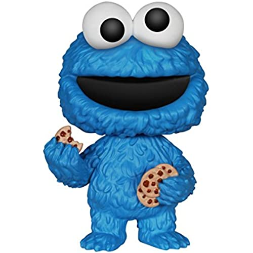 Funko POP TV: Sesame Street Cookie Monster Action Figure-4913