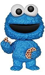 Funko POP TV: Sesame Street Cookie Monster Action Figure