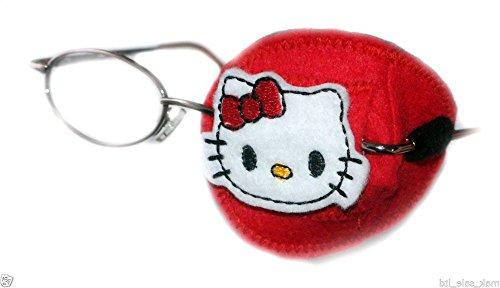 kids-cache-oeil-orthoptique-pour-amblyopia-lazy-occlusion-traitement1-red-left