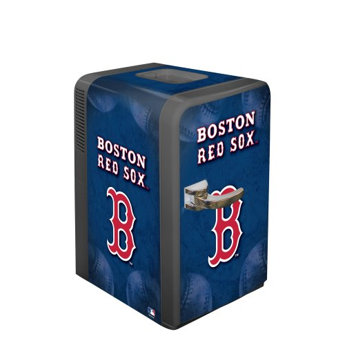 MLB Boston Red Sox Portable Party Refrigerator at Amazon.com