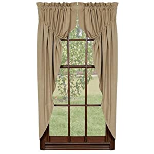 Curtains, Drapes  Window Treatments - 72 Inch Curtains  Drapes