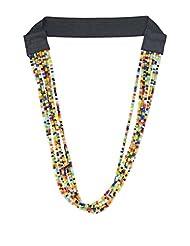 Fayon Weekend Casual Multicolour Beads Fashionable Headgear