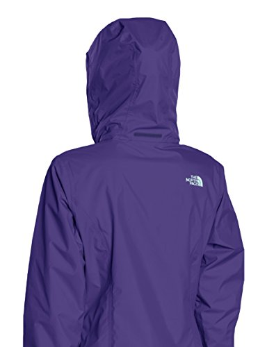 The North Face Damen Regenjacke Resolve, Garnet Purple, XS, T0AQBJBDW -
