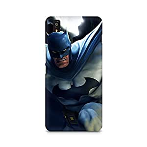 Mobicture Batman in DC Universe Premium Printed Case For OnePlus X