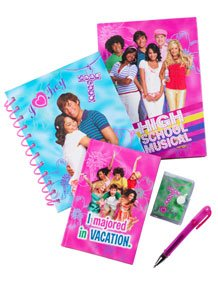 High School Musical 2 Five Pc Set