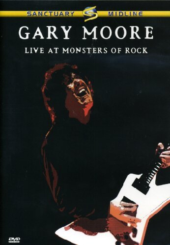 Moore Gary - Live At Monsters Of Rock