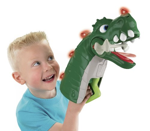 Fisher-Price Imaginext Spike Jaws Ultra Dinosaur