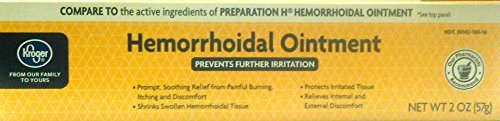 kroger-hemorrhoidal-ointment-2-oz-compare-to-active-ingredient-in-preparation-h-hemorrhoidal-ointmen