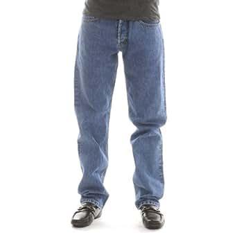 Polo Ralph Lauren Classic Blue Jeans Mi-503230, Taille:w28/l32