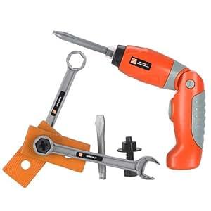 the home depot bendable screwdriver set toys games. Black Bedroom Furniture Sets. Home Design Ideas