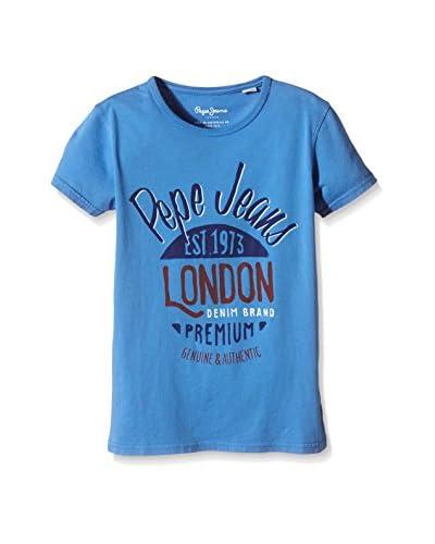 Pepe Jeans London T-Shirt Tirso blau