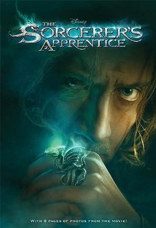 book cover of The Sorcerer\'s Apprentice Junior Novel